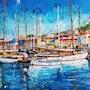 Marseille. Gilbert De St Amans