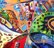 La roue des couleurs.