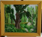 Forêt de Fontainebleau.