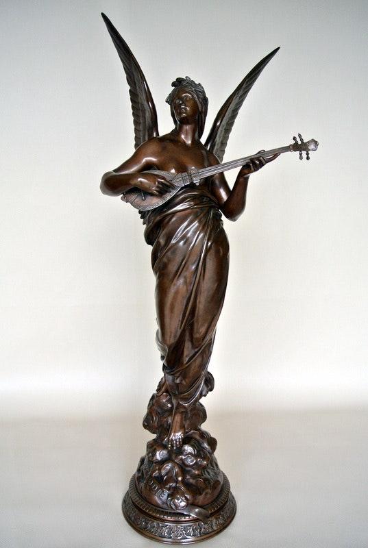 «Mélodie». Emile Picault Marc Menzoyan Antiquités