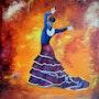 Flamenca. Barthélémy Carmona