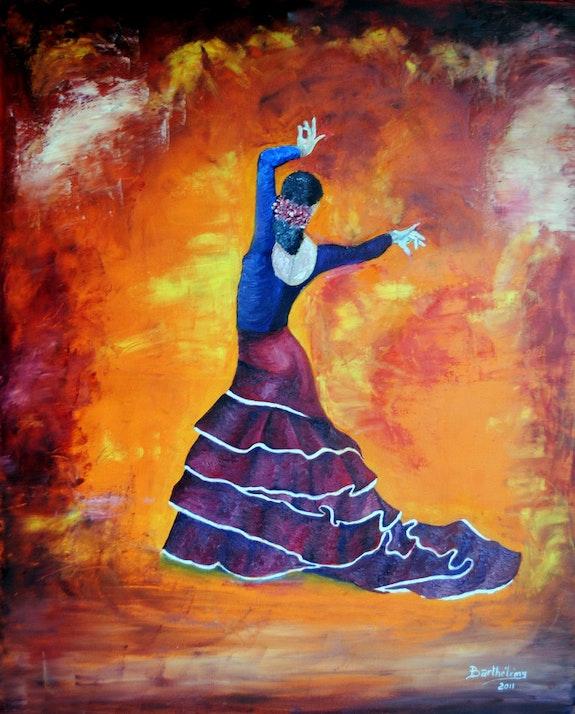 Flamenca. Barthelemy Barthélémy Carmona