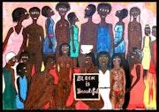 Black is Beautiful. Lucien De Cassan
