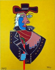 Autoportrait de Titan.