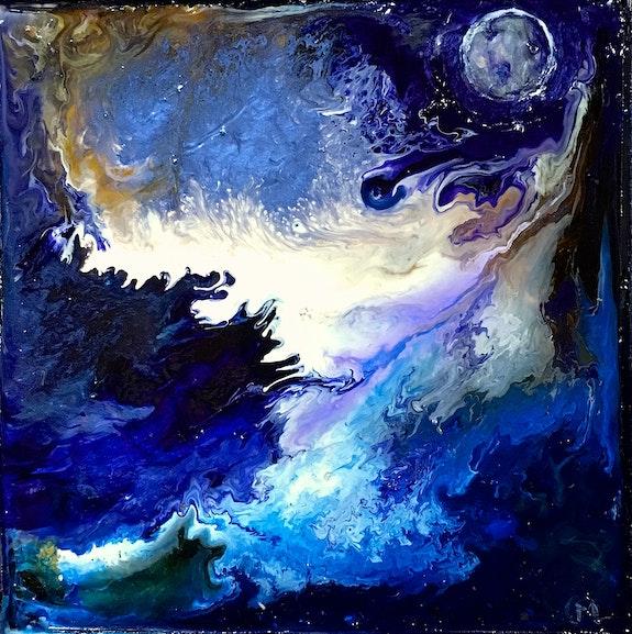 Ode à la vague. Marie-Claude Lambert Marie-Claude Lambert