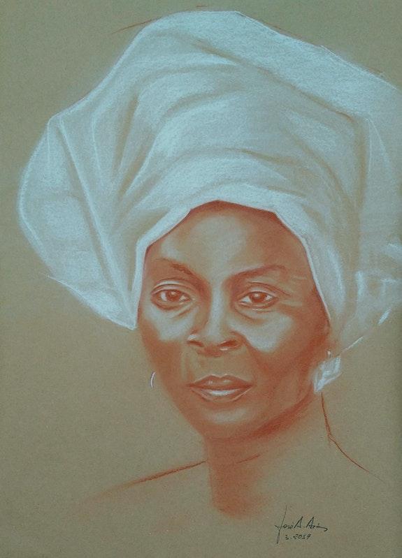 African mother. Jose Antonio Arias Jose Antonio Arias