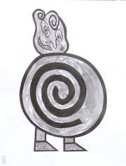 Père Ubu 3613.. Dominique Cauvé