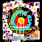 The Logo by Dysabo for the groupe the passengers.