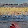 Une virée en paddle sur le lac de Charavine. Gohelette
