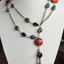 Harmonious Diversity - necklace. Emcee Jewelry
