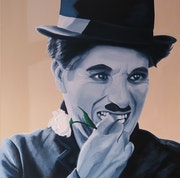 Charlie Chaplin (The City Lights).