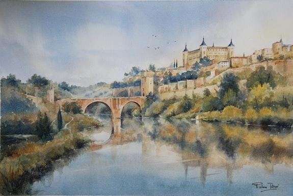 Toledo sobre el Tajo. Pilar Jose Fernandez Pilarjose