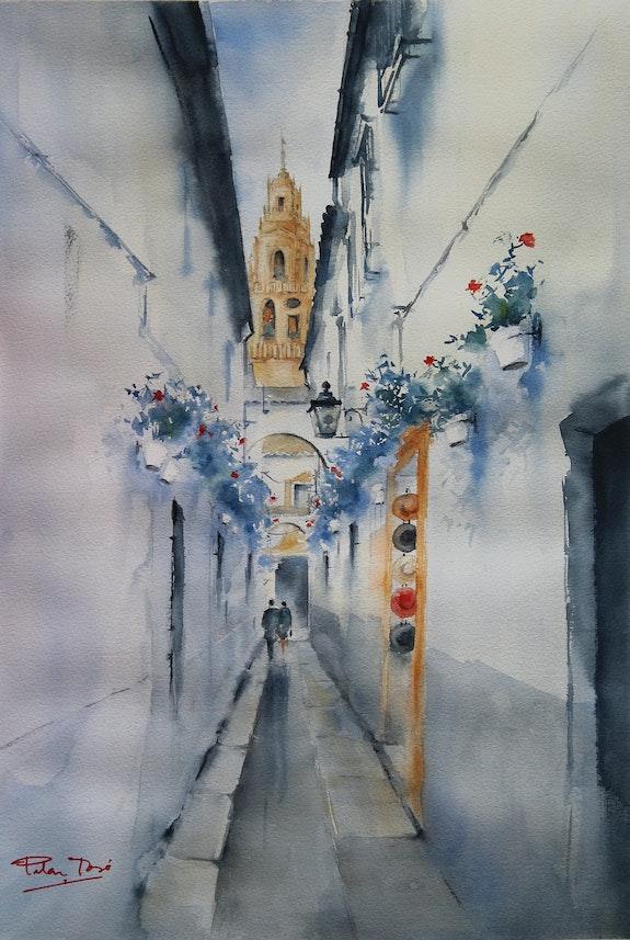 Calle las flores. Pilar Jose Fernandez Pilarjose