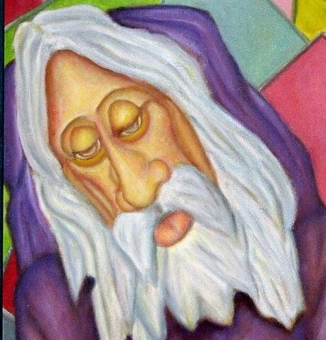 The Monk. Richard Beckholt Richard (Rich) Beckholt
