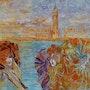 Carnaval à Venise. Mengozzi
