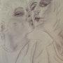 Kisses. Melanie Herber-Brenn