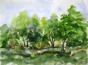 L'Arboretum.