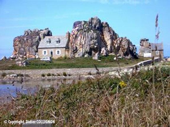 La Maison entre les 2 Rochers. Didier Collignon Didier Collignon