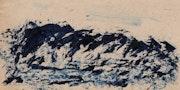 Abstract mountain chain. Maryna Weber