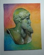Zeus. Lucas Caffaro