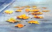 Las ultimas hojas.