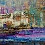 La ciudad de los barcos sin velas. Paco Morales