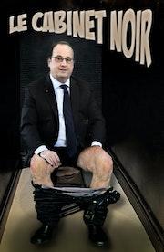 Le fameux cabinet noir…. Jean Lou G