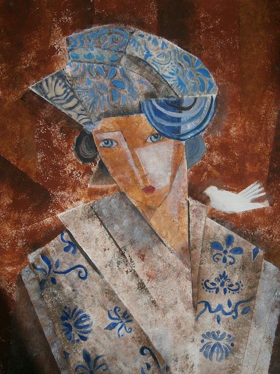 La dame de Marius. Michèle Michèle G