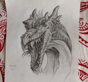 Dragon. Laura Hartmann