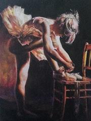 Jolie ballerine.