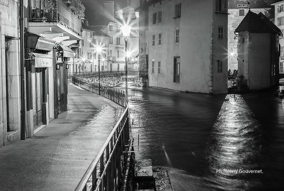Annecy. Thierry Gouvernet Thierry Gouvernet