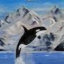 La joie de l'orque. M-j m