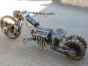 Fury bike. Hannibal