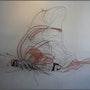 Papillon rouille. Laurence Van Baren