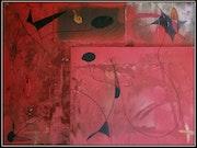 «Dilatació vermella». Joan Pascuti