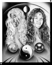 Le Yin et le Yang.