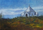 La chapelle de la Pointe de Penvins.