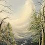 Weite und Frieden. Peter Klonowski