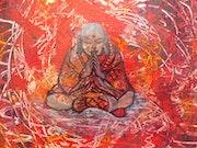 Ambiance spirituelle. Stephanie Degoffe