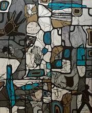 Serie: Laberintos II. María Rey