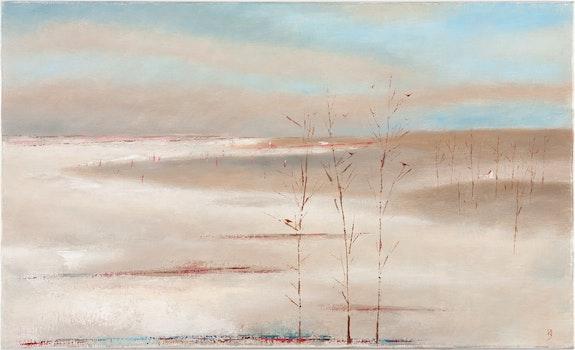Winter Near The Sea. Kestutis Jauniskis Jaun