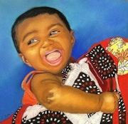 Bébé du Bangladesh.