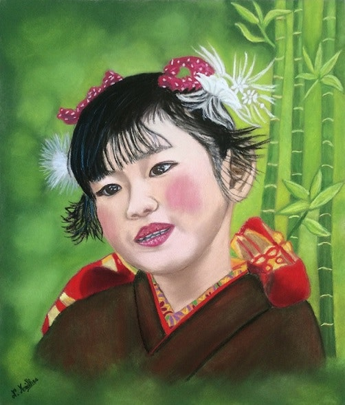 La petite Japonaise. Nathalie Mailhes Nathalie Mailhes