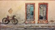 Ventanas de ayer. Adriana Garcia