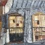 Toits et fenêtres de Paris. Marie Agnès Leleu