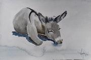 L'âne II.