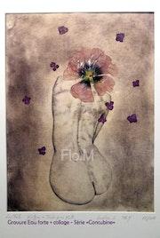«Concubine». Flo. M
