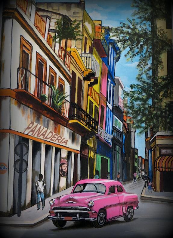 Cuba 4. Suzie Rodz Suzie Rodz