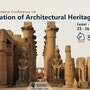 Conservation of Architectural Heritage (cah) – 2nd Edition. Mohamed Abdallah