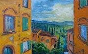 Sous le soleil de Provence.